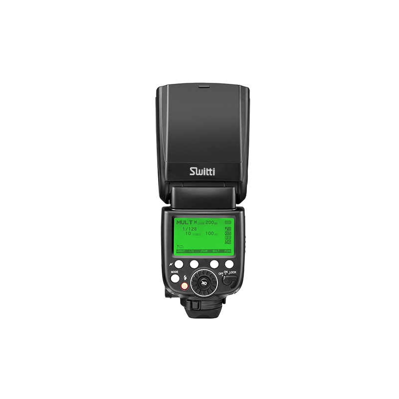 Lithium Battery Speedlite